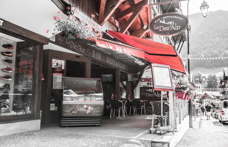 Restaurant La Dezalp Morzine